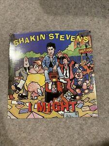 "Shakin Stevens: I Might 7"" vinyl record good condition"