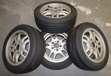 4x Alufelgen BMW M Styling 30 Doppelspeiche 7Jx16 ET46 4x120 mit 225/50ZR16 E46