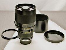 Tamron-SP CF Tele-Macro Lens 500mm f/8+2X Extender+Nikon AI Adaptall