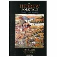 The Hebrew Folktale: History, Genre, Meaning (Folklore Studies in Tran-ExLibrary