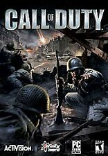 Call of Duty 1 (PC, 2003) *2 Discs* Included Code!