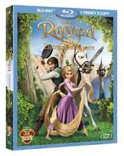 DISNEY BLU RAY Rapunzel con slipcover in rilievo