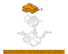 GM OEM ABS Anti-Lock Brake System-Control Module 19244883