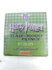 Harry Potter and the Half Blood Prince, Promo Button Pin / Badge Pin / Pinback