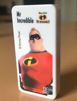 #18 - MR INCREDIBLE - THE INCREDIBLES - WOOLWORTHS DISNEY/PIXAR STARS DOMINO