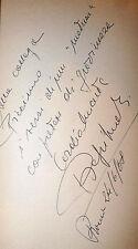 Bepi Nider: ESPERIENZE, Poesia Istria Croazia con bella dedica autografa autore