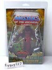 MOTUC, Shadow Weaver, Masters of the Universe Classics, MOC, figure, sealed