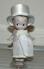 "Vintage tall 18 cm / 7"" R.O'Neill Kewpie all bisque"