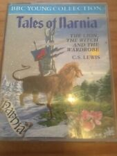 TALES OF NARNIA THE LION THE WITCH .. CS LEWIS CASSETTE TAPE - BBC AUDIOBOOKS