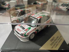 Vitesse 1:43 Toyota Corolla WRC Collection 1998 - 12 Cars - MIB