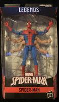 "Marvel Legends Kingpin Wave SIX-ARMED Spider-Man 6"" Inch Action Figure"