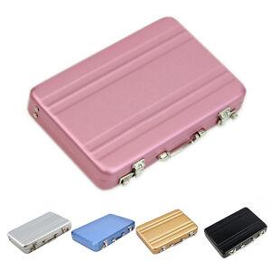 MINI Cute Password Briefcase Business Cardcase Bank Card Case Card Holder  Y AJ