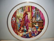 Royal Doulton Plate Collectors' Gallery Edition ''Spellbinder Welcome Home''