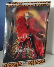 BARBIE HARD ROCK CAFE 2003 NRFB