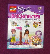 LEGO Friends Brickmaster- Treasure hunt in heartlake city- NEW sealed 103 pieces