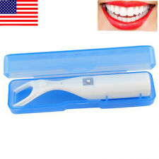 1 X Dental Oral Care Interdental Brush Floss Holder 50 Meter Flosses Tooth Clean