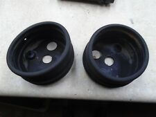 Triumph 650 TR6 TIGER TR6R Used Meter Covers 1972 RB35