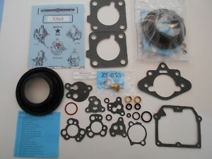 Zenith CD175 Carburetor Kits Triumph TR6 Volvo MGB Lotus Jensen Healey Saab 99