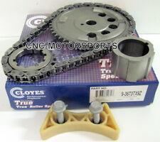 Cloyes 9-3673TX9Z GM LS2 LS3 2007-2009 6.0L 6.2L Single Race Billet Timing Chain