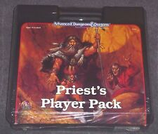 AD&D 2nd Edition - Priest's Player Pack- TSR {NEW-SEALED-SHRINK} <OOP><RARE>