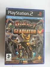 * SONY PLAYSTATION 2-CRICCHETTO Gladiator - (2005) Inc bklet
