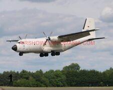 1 X TRANSALL C-160 PHOTOGRAPH