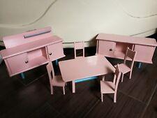 Sa-dollshouse d1526 radio 30er anni 1:12 legno per casa delle Bambole Nuovo #
