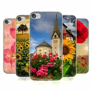 CELEBRATE LIFE GALLERY FLORALS SOFT GEL CASE FOR APPLE iPOD TOUCH MP3