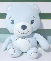 Little Wonders Light Blue Teddy Bear Plush Toy 24cm Tall!