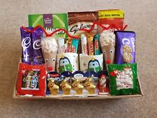 Christmas Hamper Hot Chocolate Couples Gift Xmas Galaxy Lindt Luxuary Drinks