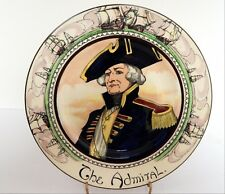 Royal Doulton The Admiral Plate Professionals Series 10½ Inches