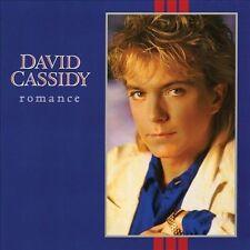 David Cassidy: Romance. CD Partridge Family New Sealed