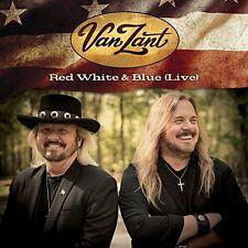 Van Zant - Red White and Blue (Live) [Digipack] [CD]