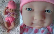 Berenguer La Newborn Baby Doll Girl Pink ID Wrist Band Spain NEW ~ Adorable