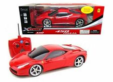 Xq 1:18 X Street Ferrari 458 Italia Rc R/C Radio Control Car Toys