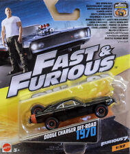 1970 Dodge Charger Off-Road Dom Fast & Furious 1:55 Mattel FCF36 wie Hot Wheels
