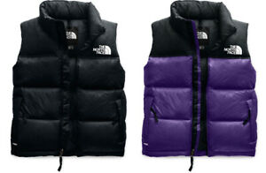 Women's The North Face Nuptse 1996 Retro Nuptse 700 Down Vest Jacket New
