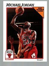 1991-92 Hoops #30 Michael Jordan