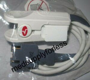Masimo SET 1863 LNCS DCI Adult SpO2 reusable finger sensor. OEM. 9 Pin. NEW