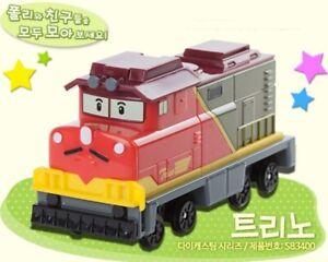 Academy Robocar Poli Diecast Series Mini Figures TRINO Korean TV Animation Toy