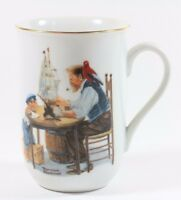 Norman Rockwell Museum For A Good Boy Coffee Mug Tea Cup