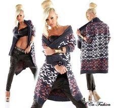 Hüftlange Damenjacken & -mäntel aus Baumwolle ohne Verschluss