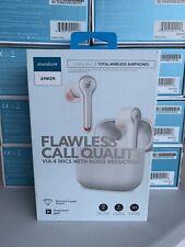 Anker Soundcore Liberty Air 2 True Wireless Earbuds In-Ear Headphones - White