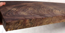 "Crotch figure Indian rosewood wood lumber 9x36.25x1.9"" IRL23"