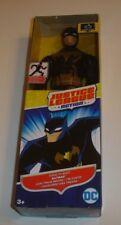 DC 12 in Justice League Action Stealth Shot Batman Figure Black MIB Mattel 2017