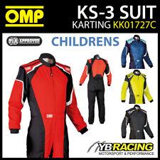 KK01727C OMP KS-3 KS3 CHILDRENS KART SUIT KARTING for CADET JUNIOR BAMBINO