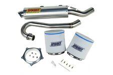 Sparks Racing Stage 1 Power Kit Ss Big Core Exhaust Yamaha Yfz450 2004-2011