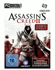 Assassin's Creed 2 Uplay Pc Key Game Download Code Global [Blitzversand]