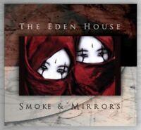 THE EDEN HOUSE - SMOKE & MIRRORS  CD NEW
