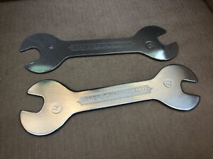 Campagnolo cone spanners 13mm 14mm 15mm 16mm Excellent Condition